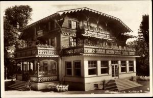 Ak Königstein im Taunus, Kurhaus