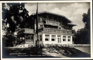 Ak Königstein im Taunus, Das neue Kurhaus