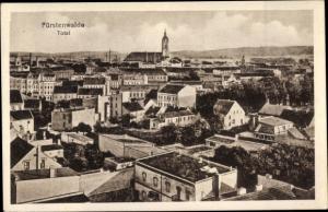 Ak Fürstenwalde an der Spree, Panorama
