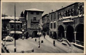 Ak Gemona del Friuli, Piazza Vittorio Emanuele II