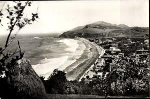Ak Zarautz Zarauz Baskenland, Panorama