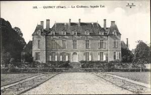 Ak Quincy Cher, Chateau