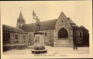 Ak Mehun sur Yevre Cher, Eglise, monument
