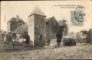 Ak Ourouer Cher, Chateau
