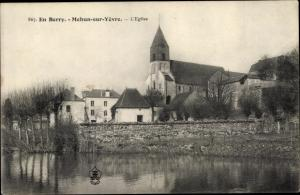 Ak Mehun sur Yevre Cher, Eglise
