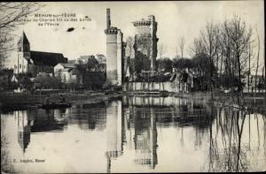 Ak Mehun sur Yevre Cher, Chateau de Charles VII