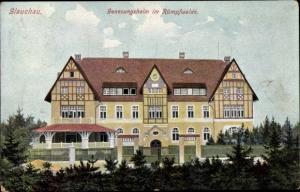Ak Glauchau an der Zwickauer Mulde in Sachsen, Genesungsheim im Rümpfwalde