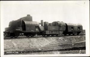 Foto Ak Tschechische Eisenbahn, Dampflok, 1930