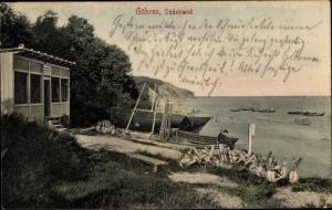 Ak Ostseebad Göhren auf Rügen, Südstrand