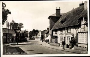 Ak Winslow Buckinghamshire South East England, Horn Street