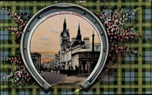 Passepartout Ak Aberdeen Schottland, Municipal Buildings