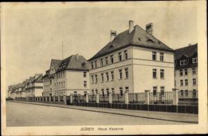 Ak Düren in Nordrhein Westfalen, Neue Kaserne