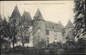 Ak Mereau Cher, Chateau de Chevilly
