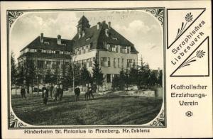 Ak Arenberg Koblenz Rheinland Pfalz, Kinderheim St. Antonius