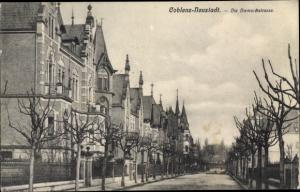 Ak Koblenz in Rheinland Pfalz, Bismarckstraße
