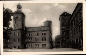Ak Szczecin Stettin Pommern, Herzogsschloss