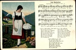 Lied Ak Mückenberger, Hilmar, Das Waisenkind