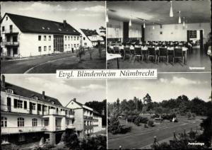 Ak Nümbrecht im Oberbergischen Kreis, Evangelisches Blindenheim