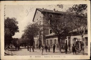 Ak Batna Algerien, Caserne des Zouaves