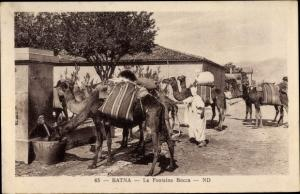 Ak Batna Algerien, La Fontaine Bocca