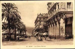 Ak Bone Algerien, Les Quais Warnier