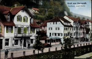 Ak Bad Herrenalb im Schwarzwald, Kaufhaus Josef Raible