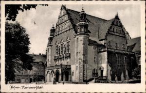 Ak Poznań Posen, Universität