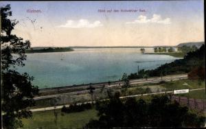 Ak Bad Kleinen in Mecklenburg Vorpommern, Blick auf den Schweriner See