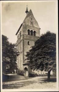 Ak Konstanz am Bodensee, Münster Mittelzell