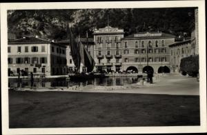 Ak Riva del Garda Südtirol, Hotel Europa