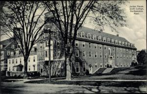 Ak Northampton England, Jordan House, Smith College
