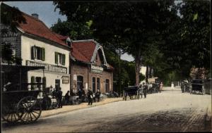 Ak Hösel Ratingen Nordrhein Westfalen, Krummenweg, Restaurant Jos. Dörenkamp