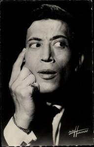 Ak Schauspieler Philippe Clay, Portrait