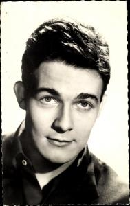 Ak Schauspieler Jacques Charrier, Portrait