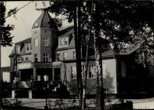Ak Lindau Zerbst in Anhalt, FDGB Diät Sanatorium