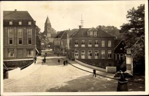 Ak Nordhorn Niedersachsen, Hauptstraße