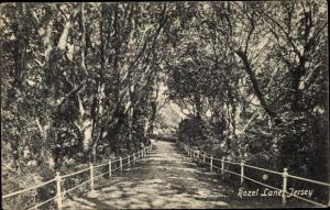 Ak Kanalinsel Jersey, Rozel Lane