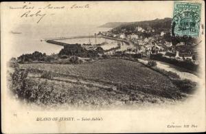 Ak Kanalinsel Jersey, Saint Aubin's