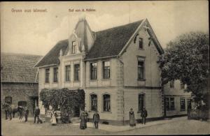 Ak Wassel Sehnde in Niedersachsen, Hof von A. Köhler