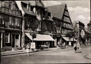 Ak Kyritz in der Prignitz, Johann Sebastian Bach Straße Nr ...