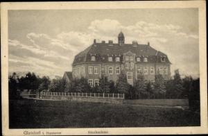 Ak Glandorf in Niedersachsen, Krankenhaus