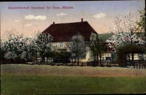 Ak Hann Münden in Niedersachsen, Gastwirtschaft Neuehaus