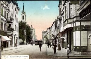 Ak Cottbus Brandenburg, Spremberger Straße