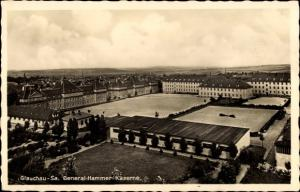 Ak Glauchau an der Zwickauer Mulde in Sachsen, General Hammer Kaserne