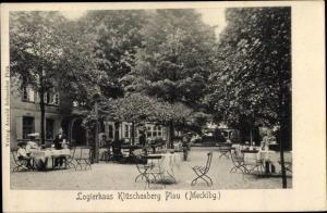 Ak Plau am See, Logierhaus Klüschenberg