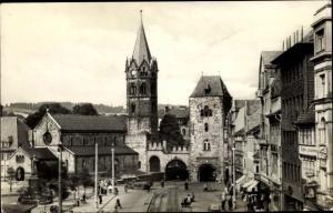 Ak Lutherstadt Eisenach in Thüringen, Stadtansicht