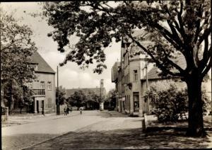 Ak Roitzsch Sandersdorf Brehna im Kreis Anhalt Bitterfeld, Poststraße
