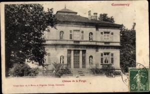 Ak Commercy Lothringen Meuse, Chateau de la Forge