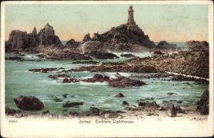 Ak Kanalinsel Jersey, Corbiere Lighthouse