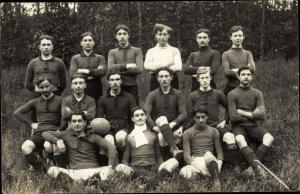 Ak Rugby Team, Gruppenbild